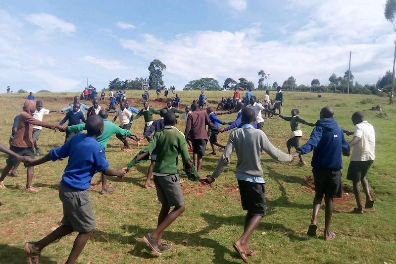 Welcome Play for Peace Kenya: A New Club With a Passion For Peace